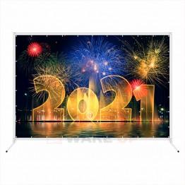 """Новогодняя фотозона """"Новый год 2021"""""""