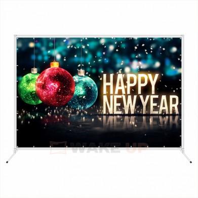 """Новогодняя фотозона """"Happy New Year"""""""