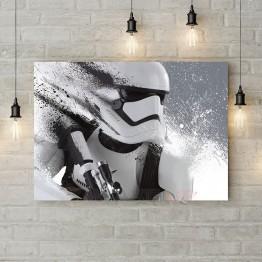 "Картина на холсте ""Star Wars Штурмовик"""