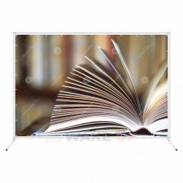 Фотозона с книгами dru-003