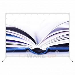 Фотозона с книгами dru-004