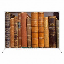 Фотозона с книгами dru-006