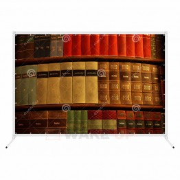 Фотозона с книгами dru-009